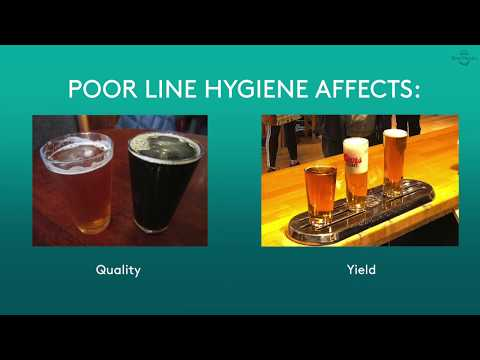 BeerHack: DEEP CLEAN YOUR BEER LINES with Desana Max beer line cleaner