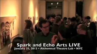 Spark and Echo Arts LIVE 2013