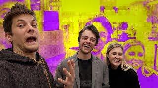 HET IS LENTE   Vliegtips geven aan Ender en Jaël van TagMag   Technopolis vlog
