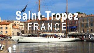 Were Heading To Saint-Tropez, French Riviera.