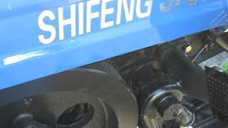 Шифенг 240   Shifeng 240 - трактор за ціною Мототрактора. 24 к.с.