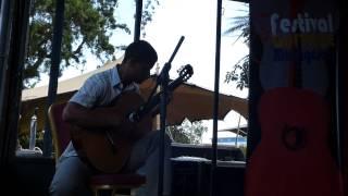 ANDRINIRINA - Madagascar Guitar Festival 2015