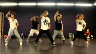 Justin Timberlake - Like I Love You choreo by Zaihar (11th Nov 2010)