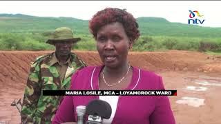 Tiaty residents in shock as dam leaks to the last drop