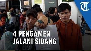 4 Pengamen Korban Salah Tangkap di Cipulir Jalani Sidang Perdana di PN Jaksel