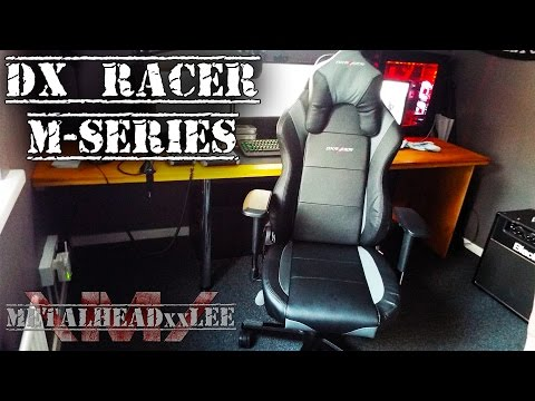 New Gaming Chair! - DX Racer M-Series -  My First Impressions \m/