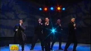 Boyzone - GMTV - Coming Home Now