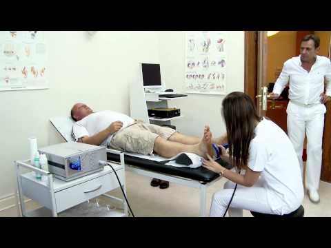 Video Massage Hüfte Erwachsene