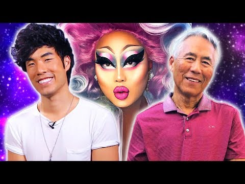 My Dad's First Drag Show (Featuring Kim Chi) (видео)