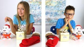 Twin Telepathy Christmas Present Challenge!