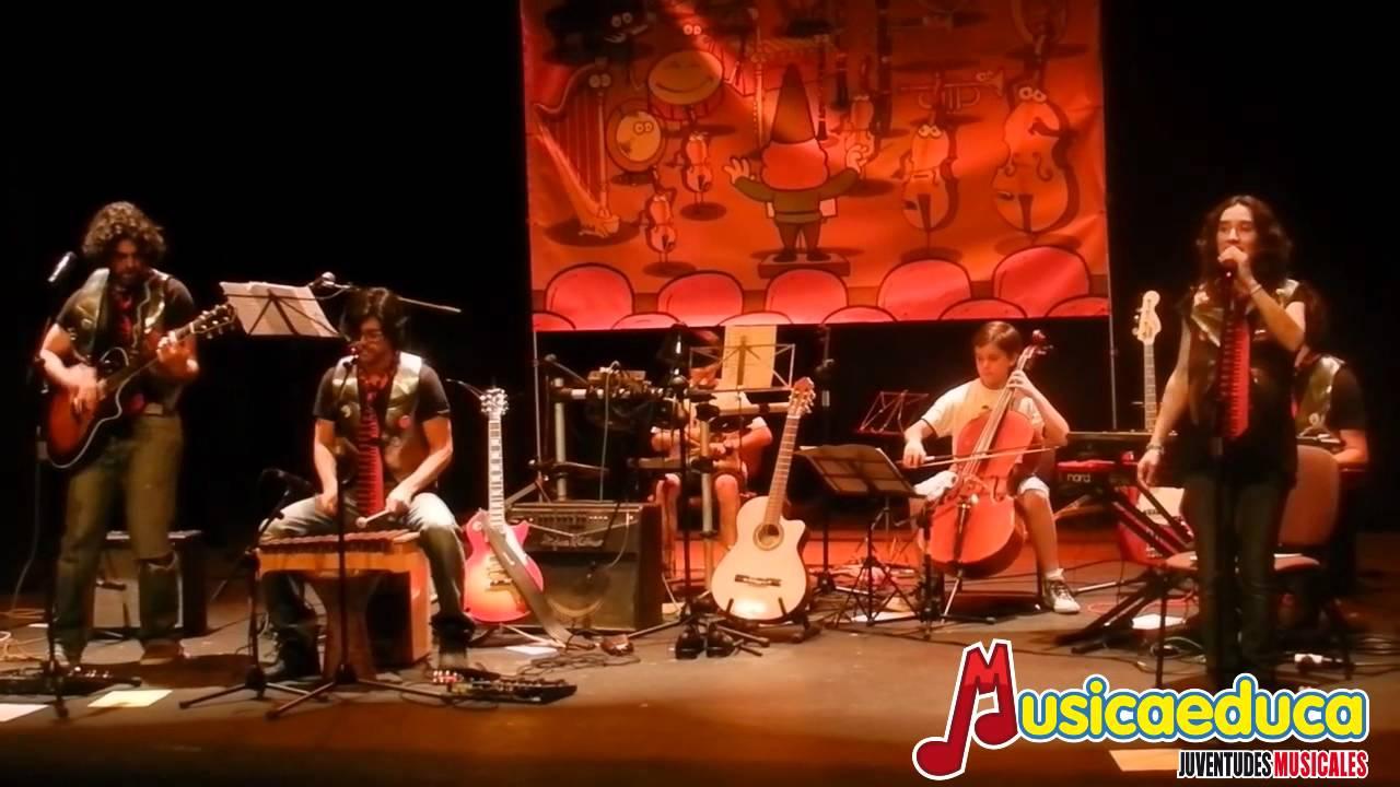 La carrera musical - PREPARADOS listos CHASS!!!