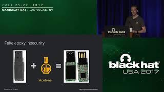 Attacking Encrypted USB Keys the Hard(ware) Way