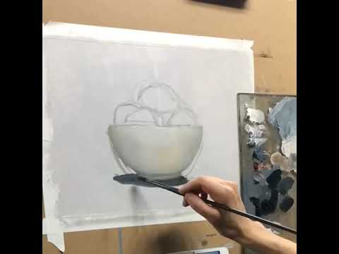 Time lapse of a recent online lesson