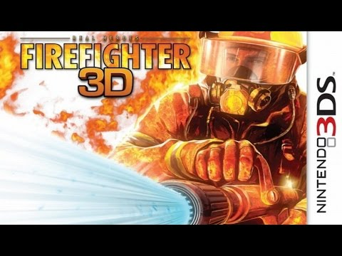 Видео № 0 из игры Real Heroes: Firefighter 3D (Б/У) [3DS]