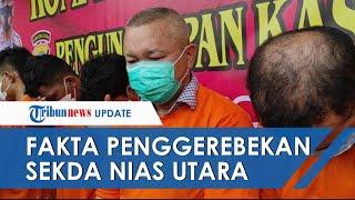 Fakta Penggerebekan Sekda Nias Utara, Awalnya ke Medan untuk Dinas hingga Respons Bobby Nasution