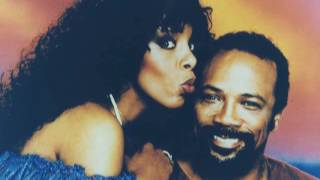 Donna Summer - Love Is Just A Breath Away - written by Rod Temperton , Donna Summer & David Foster
