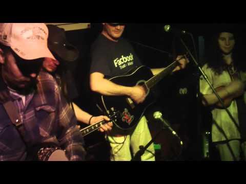 Wodka Cowboys  Rivers of Babylon  April 2014  Live at Kill the Radio Show, Der Bock, MA, DE