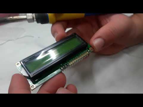 Armando el kit electrónico (Balanza electrónica)