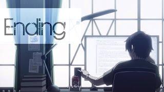 「Subete ga F ni Naru: The Perfect Insider」 Scenarioart - Nana Hitsuji 「Ending」.
