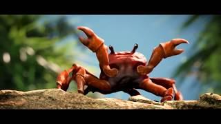 Crab Rave but it's C418 - Wait