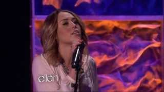 Miley Cyrus  ,HD, You're Gonna Make Me Lonesome When You Go  ,HD 720p