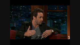 HD Alex OLoughlin: Late Late Show W/ Craig Ferguson - 09/07/10