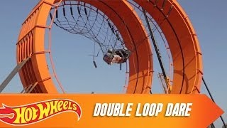 Double Loop Dare Documentary   Hot Wheels   Hot Wheels