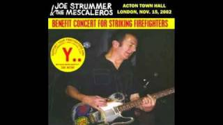 Joe Strummer & The Mescaleros - Mega Bottle Ride - Live at the Action Town Hall
