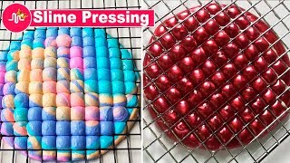Slime Pressing - Most Satisfying Slime Compilation