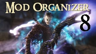 Mod Organizer 8 - Conflicts and Priorities