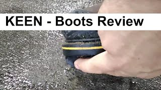 @KEEN - Boots Review