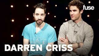 Darren Criss and His Brother Chuck Introduce Their New Band