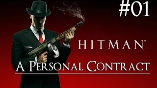 Hitman: Absolution 01 ( A Personal Contract ) Purist|No Kill|Suit Only|Evidence|All Challenges