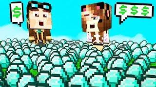 HO GUADAGNATO 7000€ IN UN GIORNO! - Casa di Minecraft #14