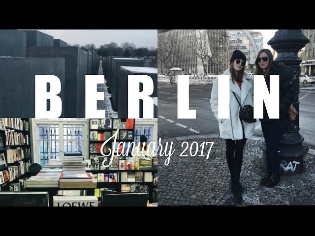 Berlin Vlog January 2017 Amberlyrose