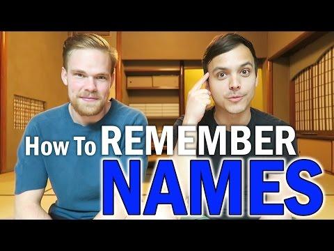 7 tips for å huske navn bedre