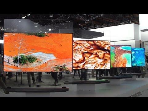 LG lanza un televisor OLED casi tan delgado como una moneda