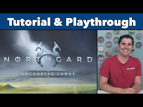 Northgard: Uncharted Lands Tutorial & Playthrough
