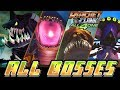 Ratchet amp Clank: All 4 One All Bosses Boss Fights ps3