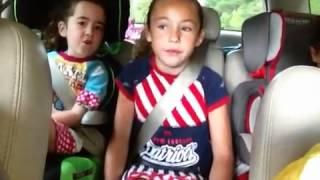 Kids singing grenade