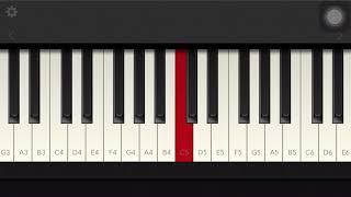 Kunci Dasar Piano Surat Cinta Untuk Starla Kênh Video Giải