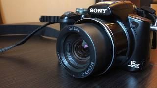 Sony Cyber-shot DSC- H 50 Fotoaparat