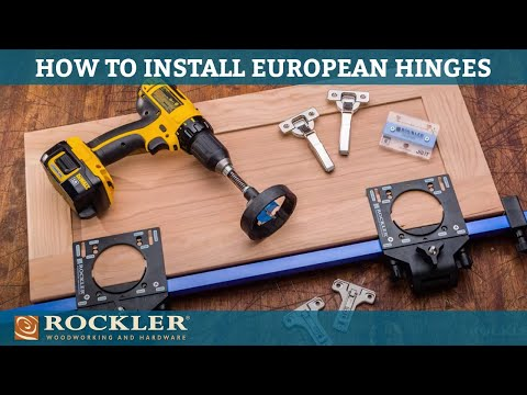 JIG IT Deluxe Concealed Hinge Drilling System