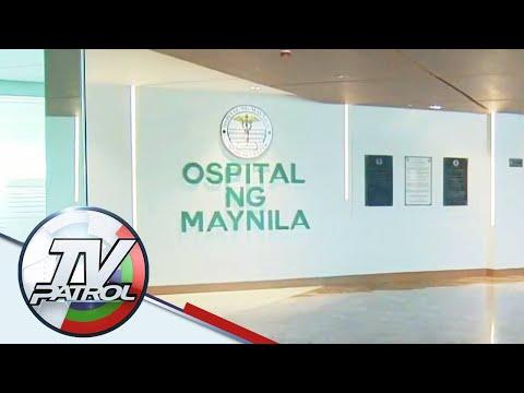 [ABS-CBN]  Ospital ng Maynila pansamantalang isasara | TV Patrol