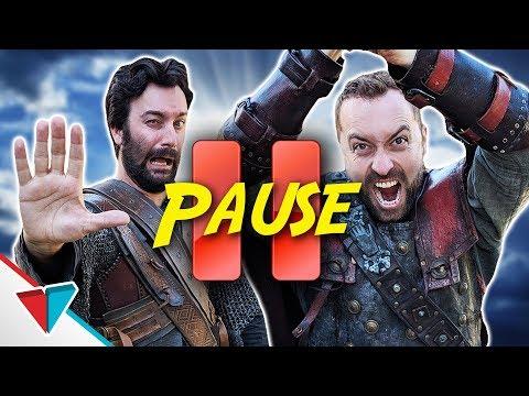 Pauza - Epic NPC Man