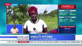 Watu sita wafariki katika mto wa Kiambu