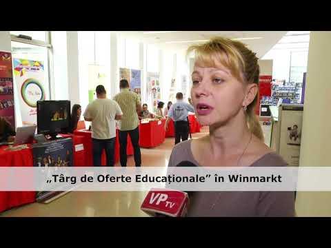 """""""Târg de Oferte Educaționale"""" în Winmarkt"""