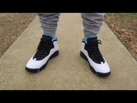 d6c9f188050b6c Download 2014 Nike Air Jordan X 10 Dark Powder Blue (Early Pick-Up   On  Foot) MP3