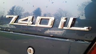 BMW 740IL Oil Light Oil Pressure Fix