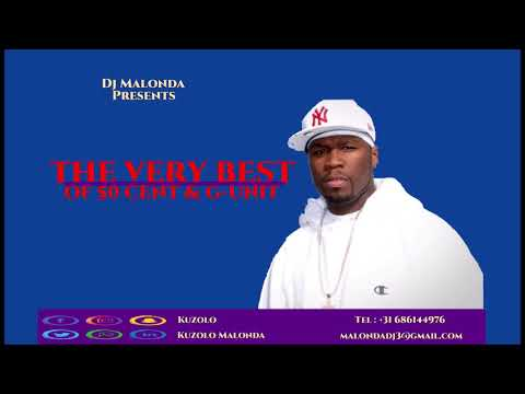 THE VERY BEST OF 50 CENT & G-UNIT PT.01